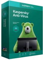 ПО Kaspersky Anti-Virus Russian Edition. 2-Desktop 1 year Base (12мес) (KL1171RBBFS)